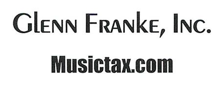 Glenn Franke, Inc. Musictax.com